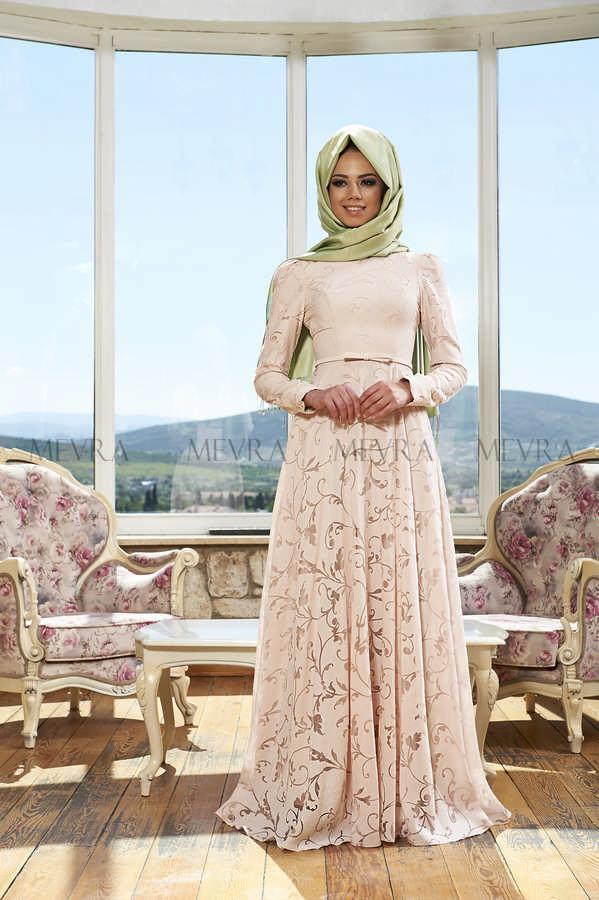 Mevra - Rüya Elbise Pudra