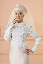 Aymira Abiye Ekru Somon - Thumbnail