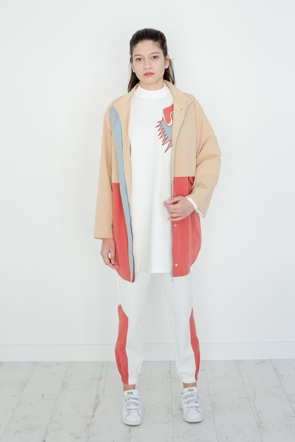 Ceket Bej Kiremit