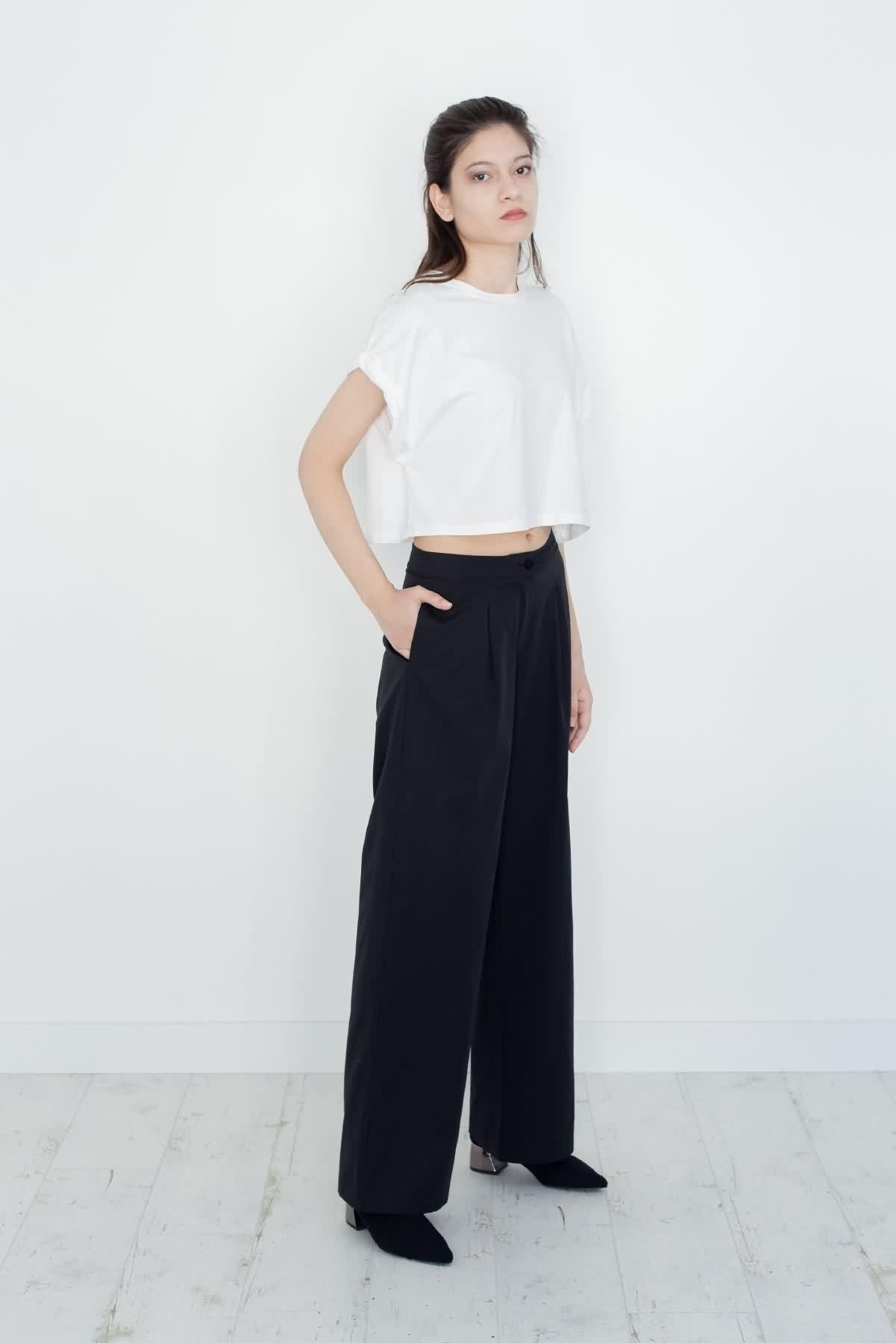Mevra - Uzun Pantolon Siyah
