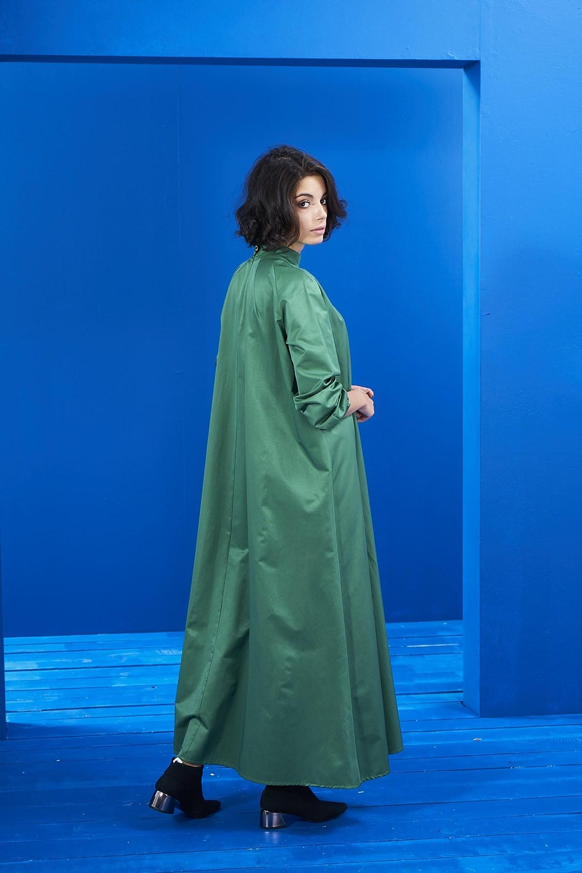 Mevra - Yeşil Elbise